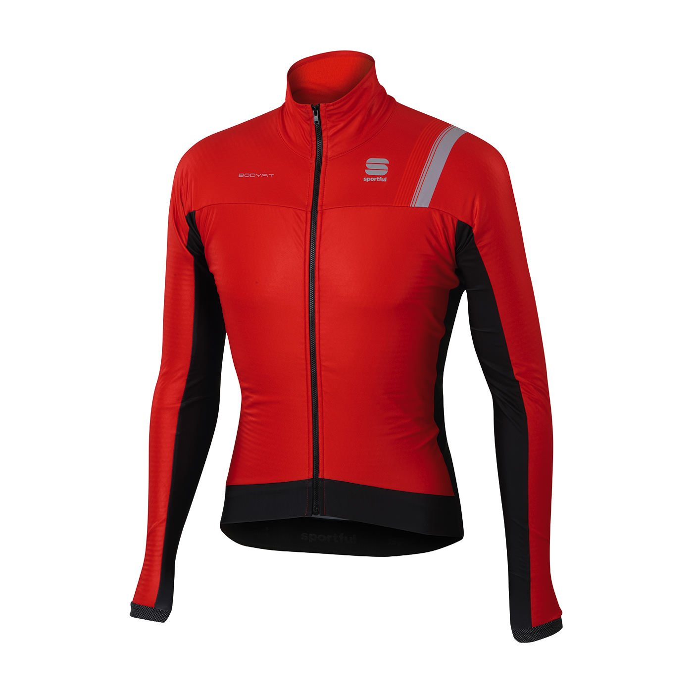 Chaqueta Sportful Bodyfit Pro Thermal Negro-Rojo 2017 ...