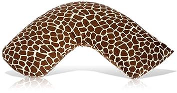 Luna Lullaby Bosom Baby Nursing Pillow Slip Cover Chocolate Dot