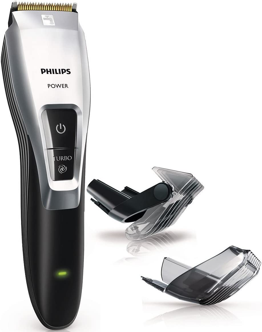 Philips HAIRCLIPPER Series 7000 QC5380 - Afeitadora (Li-Ion ...