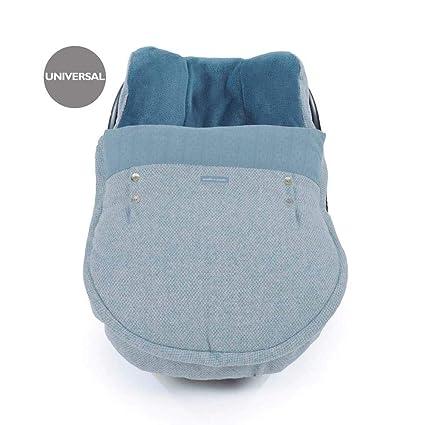 Pasito a Pasito Bohemian - Funda con saco grupo 0, unisex, color azul