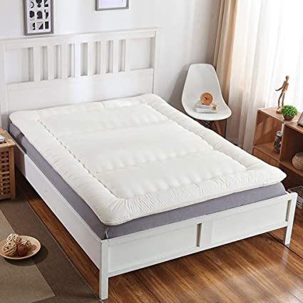 Amazon.com: Tatami Mattress Tatami Mat Mixed Wool Mattress Sleeping ...