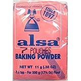 Baking Powder (7-ct) - 3.2oz (Pack of 1)