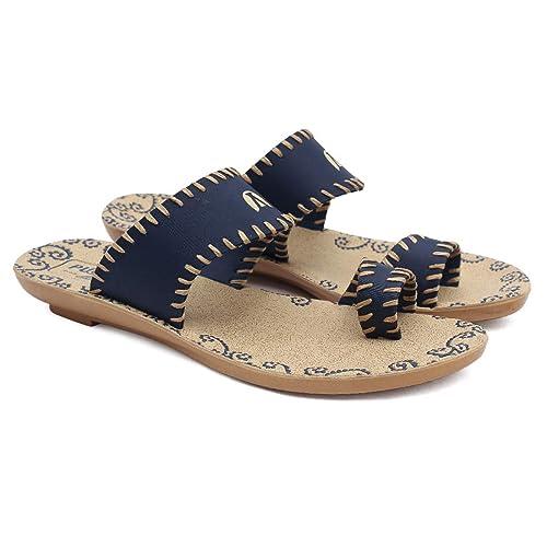 Stylish Flat Heels Slippers
