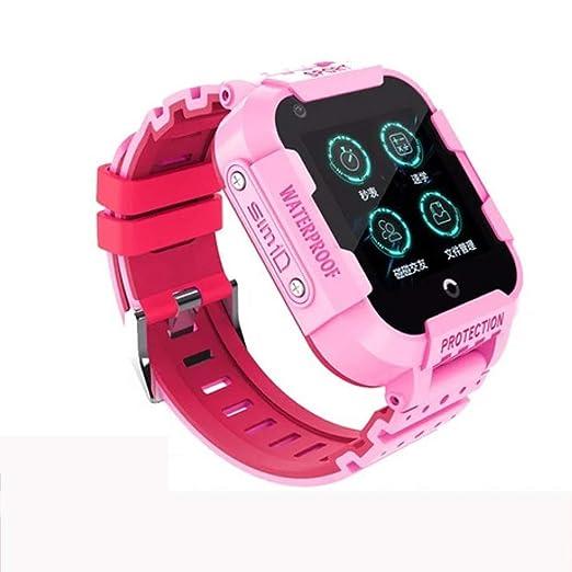 LYWLJG Teléfono de Relojes Inteligentes para niños, Relojes ...