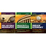 COMBO PACK OF ARIHANT Magbook Indian Polity & Governance, Indian & World Geography AND Indian Economy FOR 2019 EDITION
