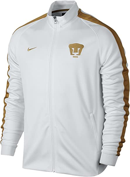 45810884e Image Unavailable. Image not available for. Color  Nike Men s Pumas UNAM  N98 Authentic Track Jacket ...