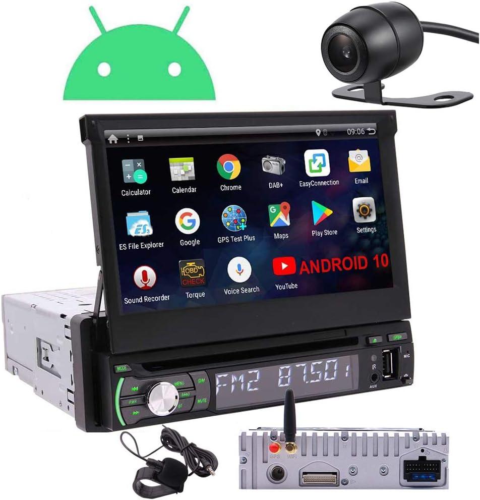 Autoradio 1din Android Bluetooth Und Usb 7zoll 1 Din Elektronik