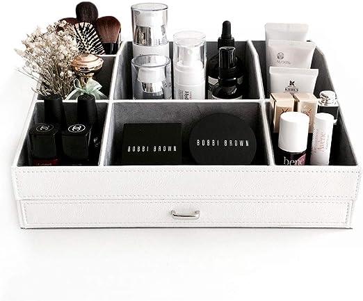 Speedmar - Caja organizadora portátil de Madera para Maquillaje ...