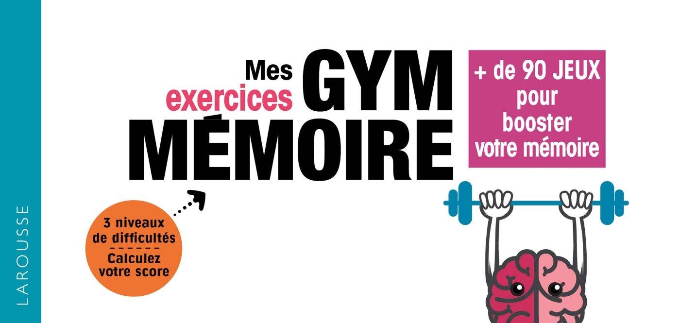 Amazon.fr - Mes exercices Gym mémoire: 72 jeux pour booster votre mémoire -  Docteur Bernard Croisile - Livres