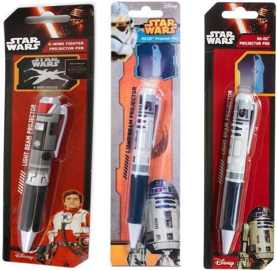 The Home Fusion Disney Star Wars - Bolígrafo proyector de Haz de ...