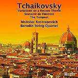 Tchaikovsky: Variations on a Rococo Theme, Souvenir de Florence, The Tempest