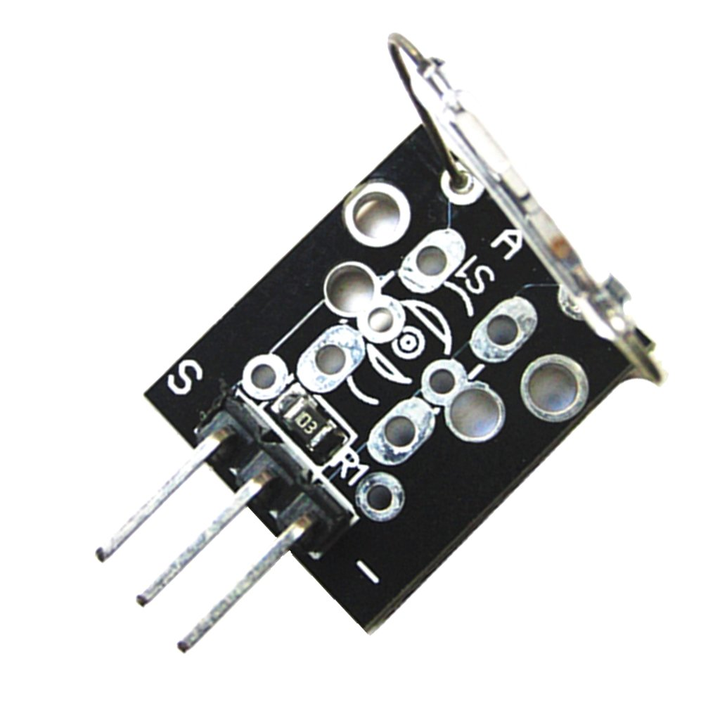 Homyl Mini Reed Switch Magnetic Sensor Module Board for Arduino Raspberry Pi DIY Kit 3PIN 3.3V-5V