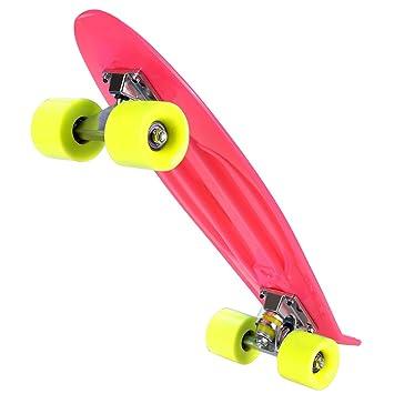 CHIGANT Cruiser - Tabla de Skate Portátil para Niños y ...