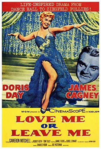 Amazon.com: Love Me or Leave Me POSTER Movie (27 x 40 Inches - 69cm x  102cm) (1955): Posters & Prints