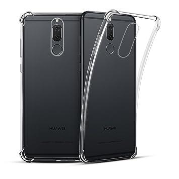 Fundas Huawei Mate 10 Lite,Dux Ducis® [Liquid Crystal] [Silicona TPU Flexible] [Transparente] [Protección Grosor Fino] Carcasa Funda Gel Transparente ...