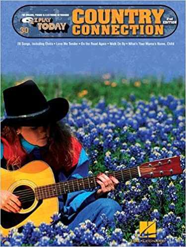 Country Connection: E-Z Play Today Volume 30 by Hal Leonard Corp. (1970-01-01)