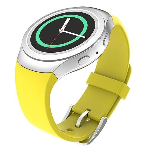 82 opinioni per MoKo Samsung Watch Bracciale, Morbido Cinturino Sportivo di Ricambio in Silicone