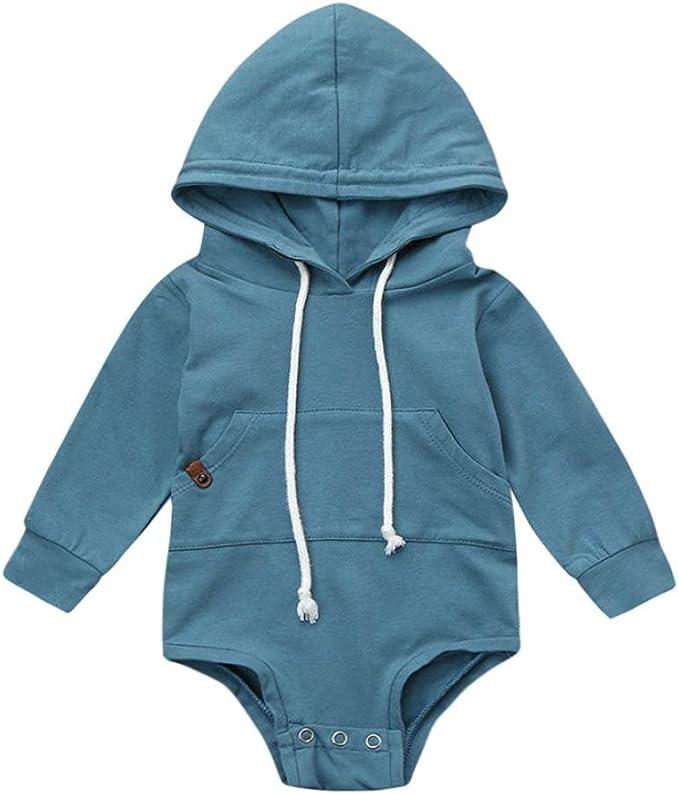 Amazon.com: dreammimi bebé niño Niña Pelele, overol de ...