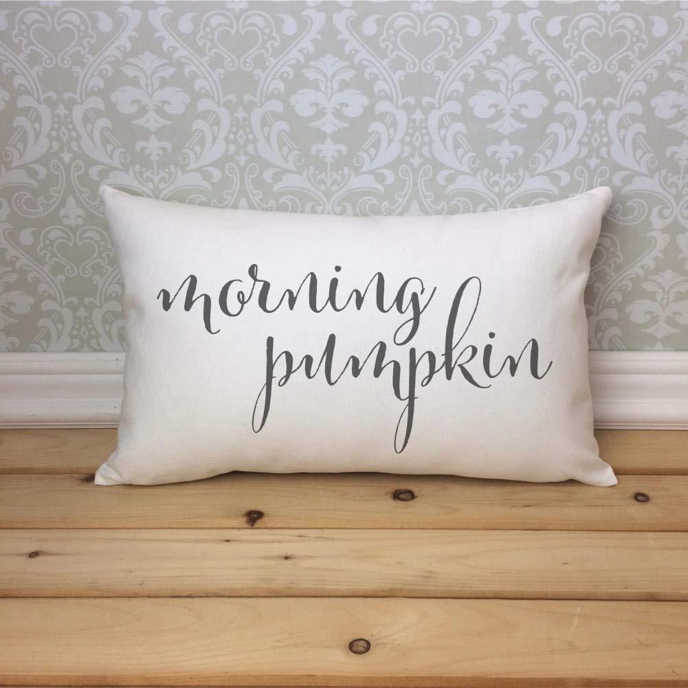 Amazon.com: Funda de almohada de calabaza para parejas ...