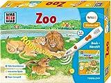 Was ist was Ting-Starter-Set Zoo. Kinderbuch Zootiere und Hörstift: Erlebe die Tiere der Wildnis live! Mehr als 550 Hörerlebnisse!