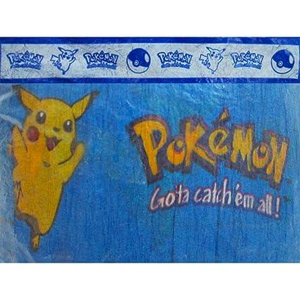 Amazon.com: Pokemon clásico crepe Paper Streamer (30ft) por ...