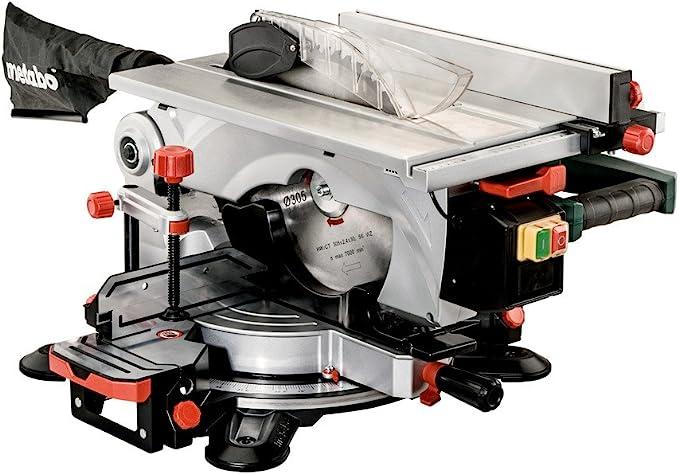 Metabo 619004000 619004000-Ingletadora teléscopica con mesa ...