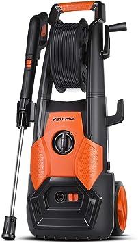 Amazon.com: Lavadora a presión eléctrica PAXCESS, 2150 PSI ...