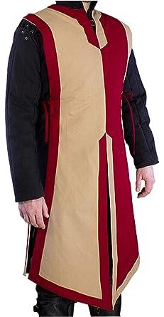 Amazon com: Adult Medieval Basic Tabard LARP Viking Tunic