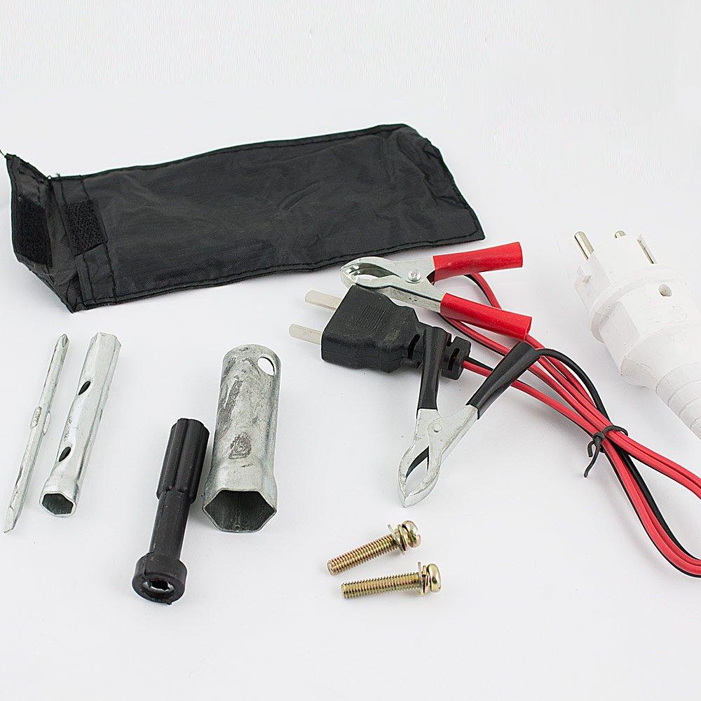 BITUXX® 850W Benzin Notstromaggregat Stromgenerator Stromerzeuger ...