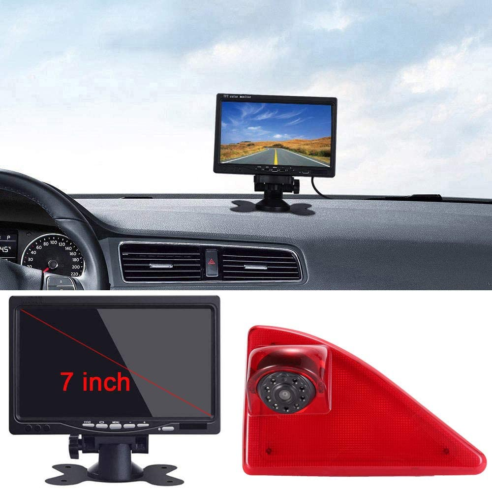 Rückfahrkamera Transporter 7 Zoll Tft Lcd Bildschirm Elektronik