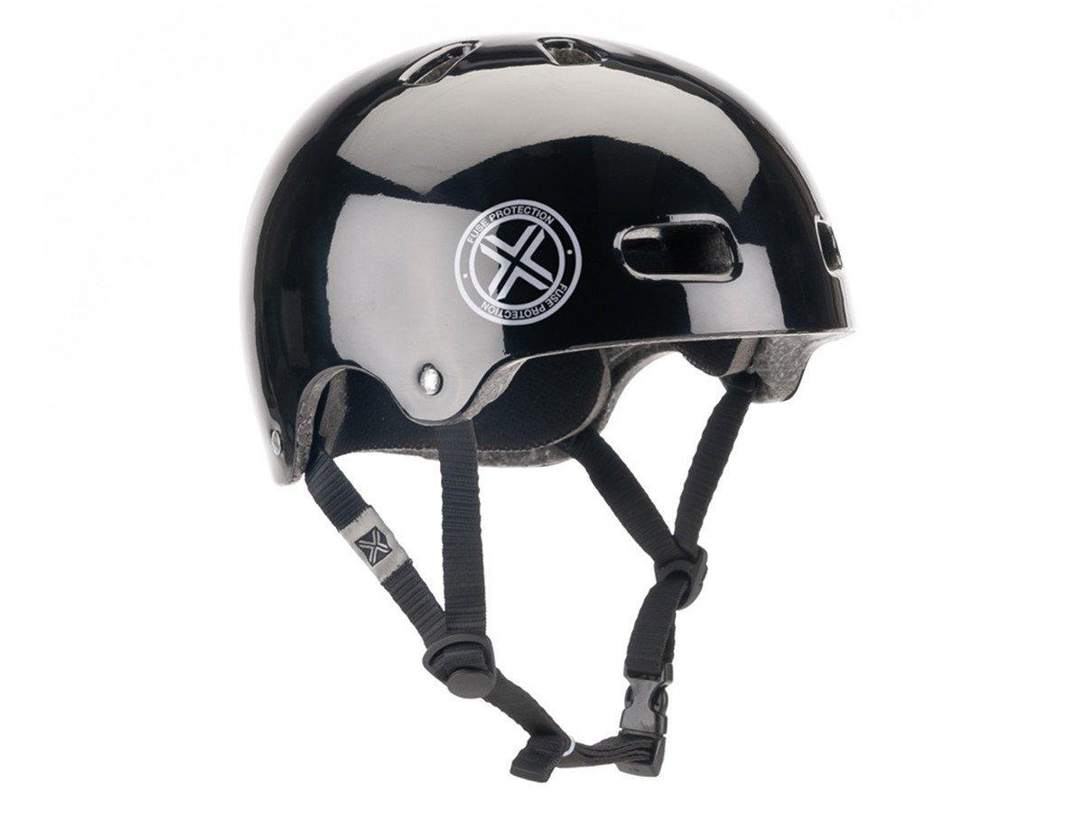 FUSE Protection Delta Scope Helm - Glossy schwarz   Schwarz   S M