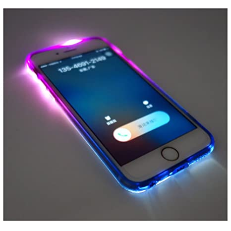 led coque iphone 7