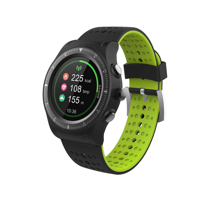 Denver Sw-500 Smartwatch con GPS y Bluetooth, Adultos Unisex, Negro, Talla única: Denver-Electronics: Amazon.es: Salud y cuidado personal