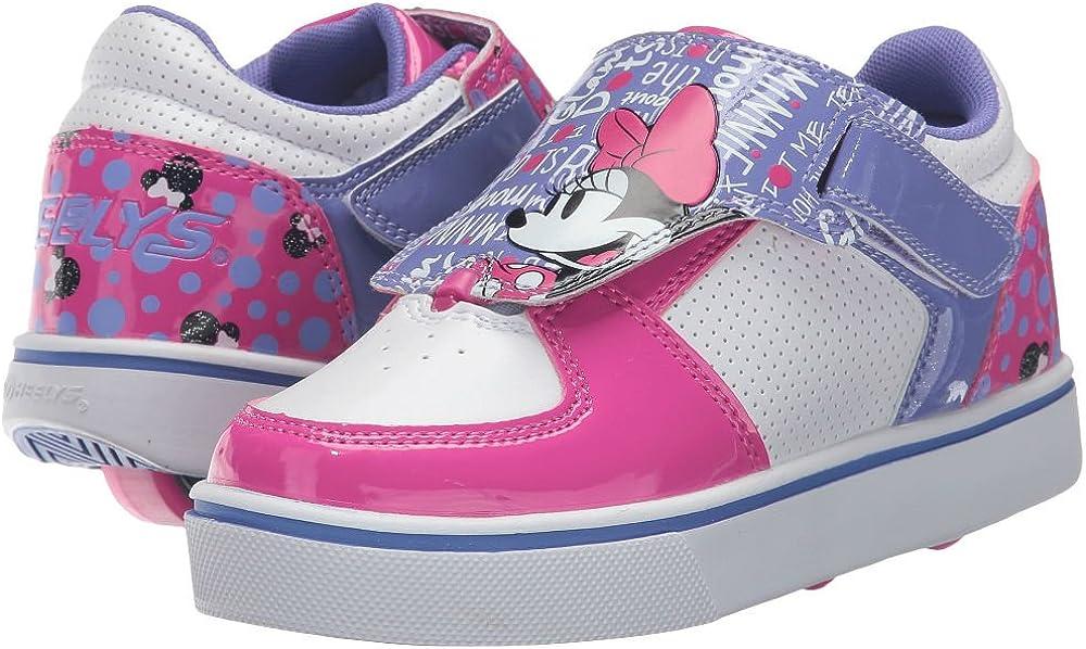 Heelys Girl's Twister X2 Ankle-High Skateboarding Shoe