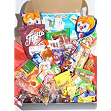 Mucho Mucho BOX! The BEST Mexican Candy Mix Assortment BOX