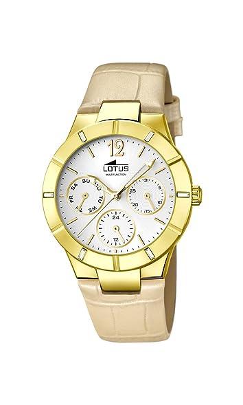 Lotus Classic 15917/1 Wristwatch for women Design Highlight