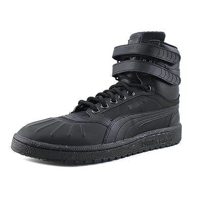 PUMA Men's Sky II Hi Duck Boot PUMA Black Boot