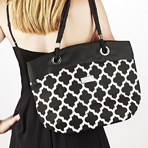 Fit & Fresh-Signature Collection Ladies' Brisbane Insulated Tote with Rope -