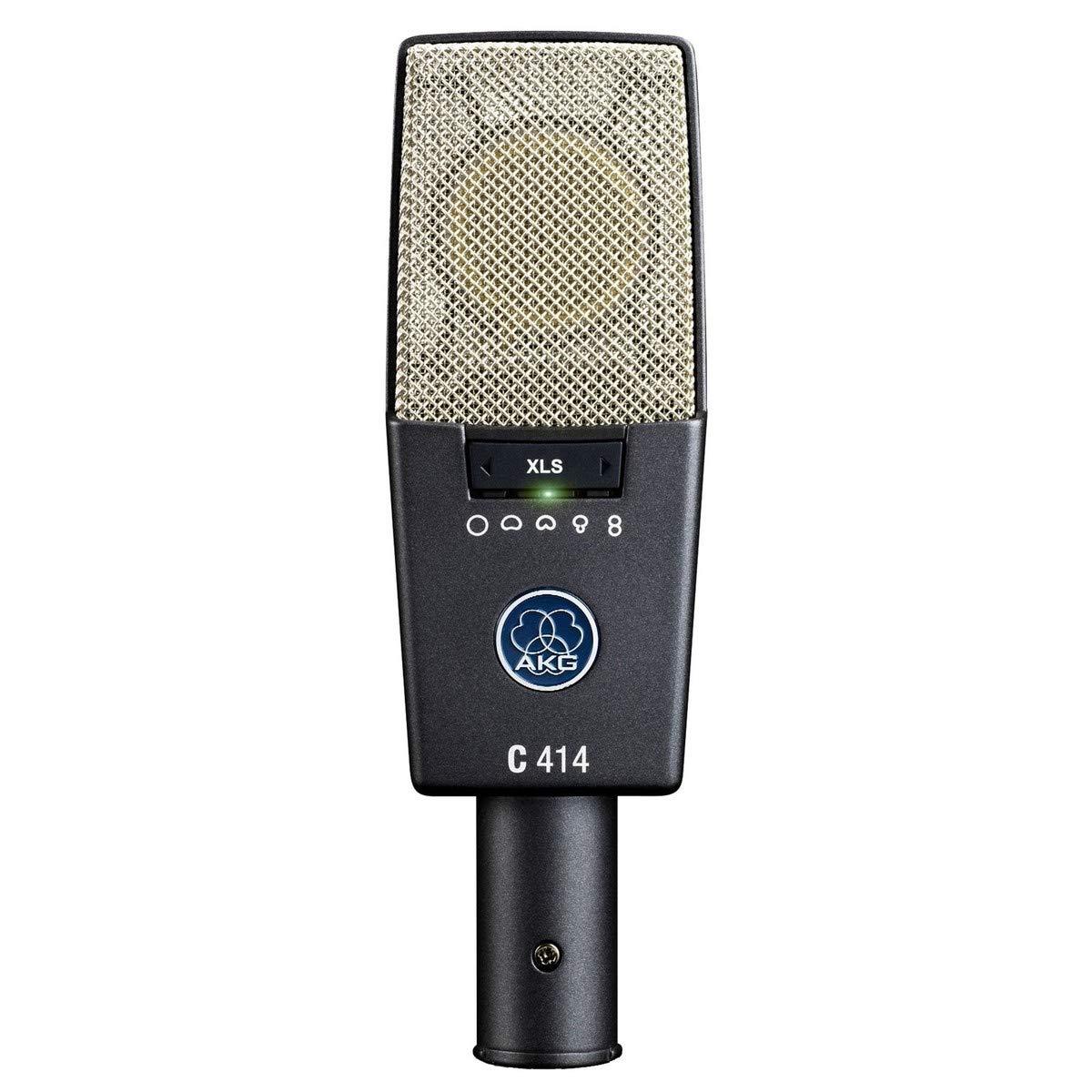 akg, akg c414, c414, condenser mic