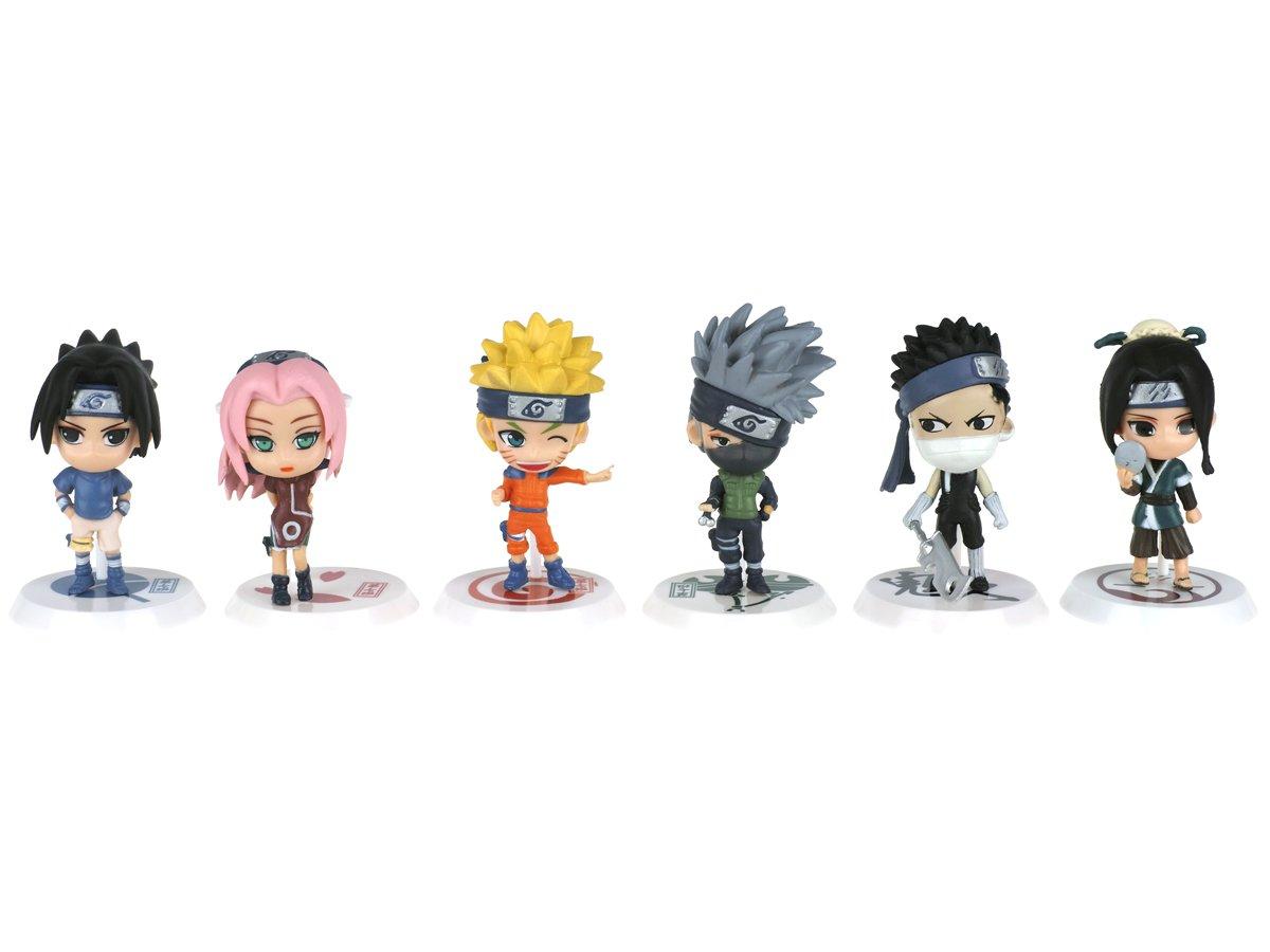 CoolChange Naruto Mini Figuren Set
