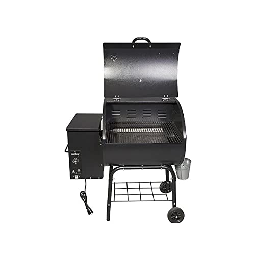 Camp Chef SmokePro SE Pellet Grill, Black