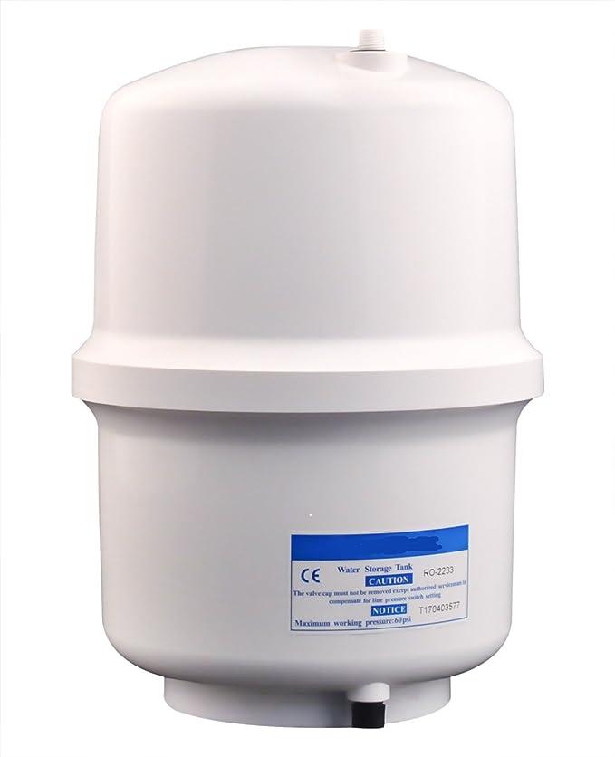Casa purificador de agua, powpro Powa pp-ewlqa 5-Stage profunda purificador de agua potable de ósmosis inversa sistema de filtro de agua: Amazon.es: Hogar