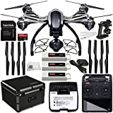 YUNEEC Q500 4K Typhoon Quadcopter with CGO3-GB Camera Bundle with Accessories (21 Items)
