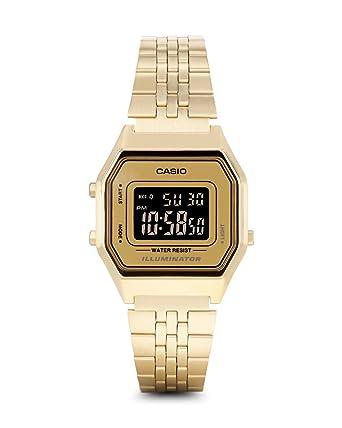 Casio Collection Womens Digital Watch LA680WEGA