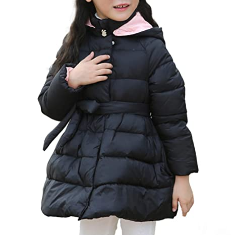 19ecf8bed590 Amazon.com  Gotd Toddler Infant Baby Girl Boy Clothes Winter Long ...
