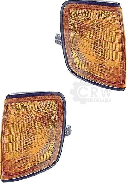 Blinker Frontblinker Set Für 200 300 E Klasse W124 Bj 85 93 Oranges Auto