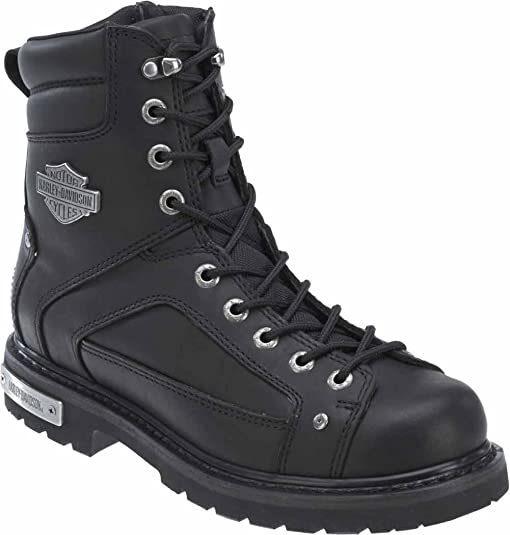 Harley-Davidson Men's Abercorn Motorcycle Boot}