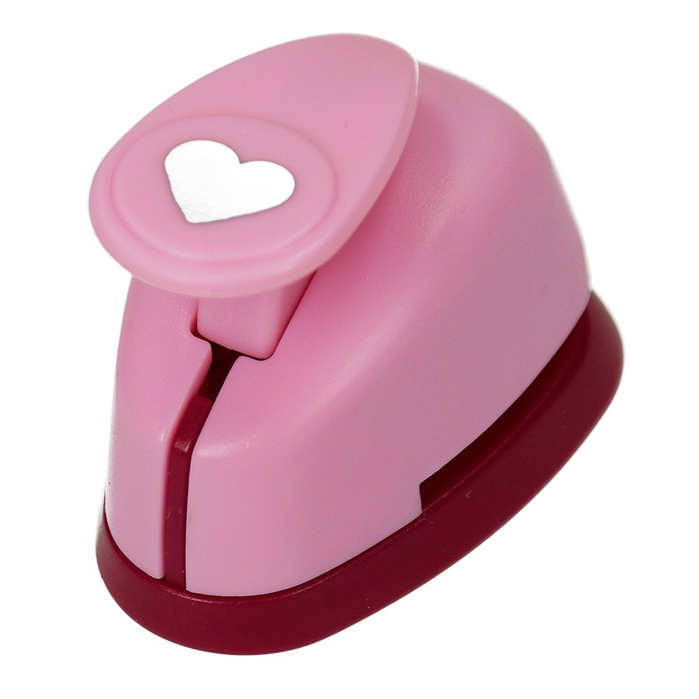 Efco Heart Punch, Pink, X-Small, 8 x 9 mm 1789923