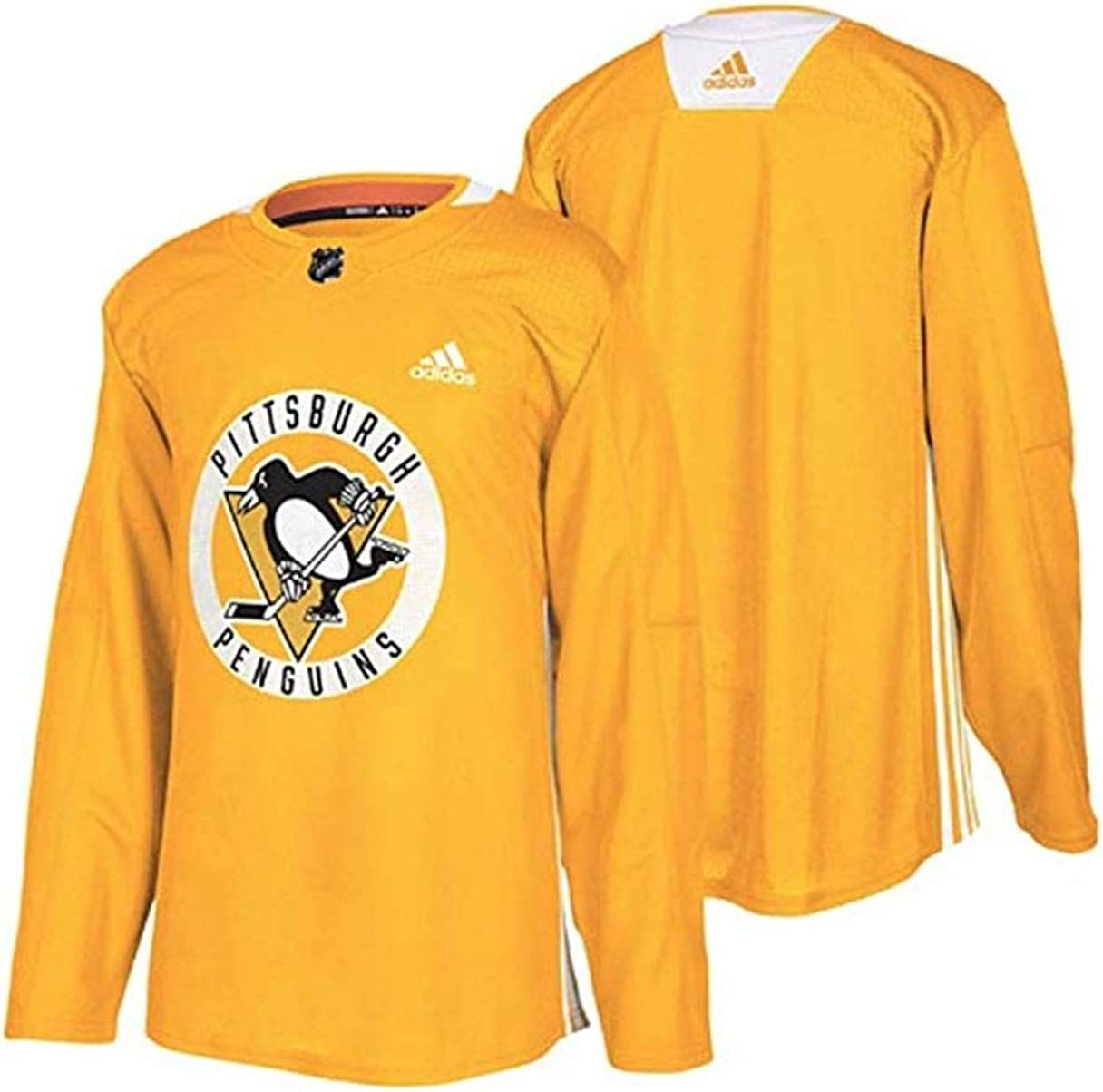 pittsburgh penguins road jersey