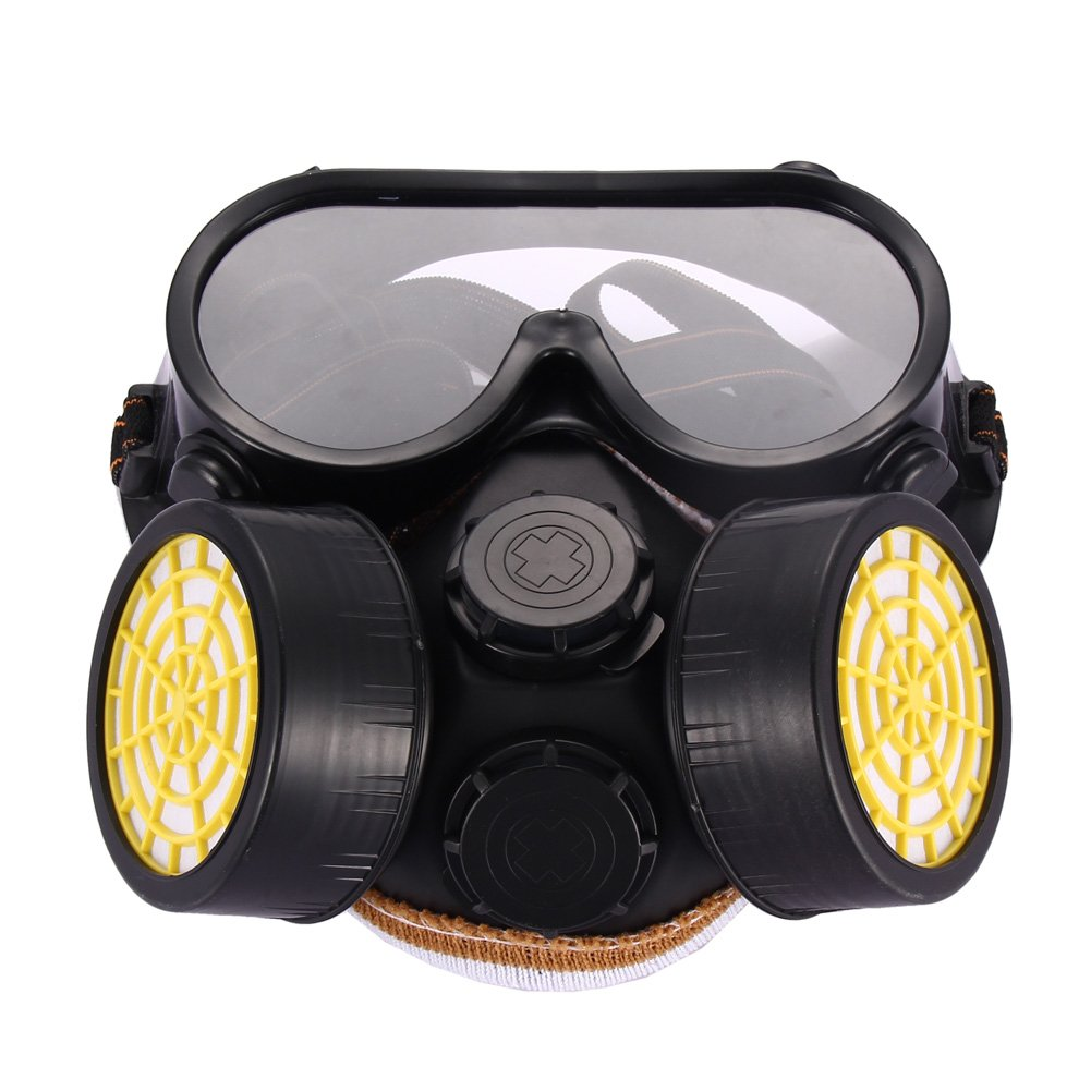 Nelnissa Industrial Anti-Dust Respirator Mask máscara + ...